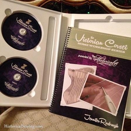 Victorian Corset Workshop DVD Giveaway