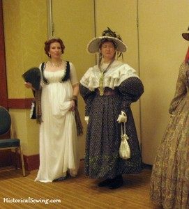 Regency & Romantic Era Ladies