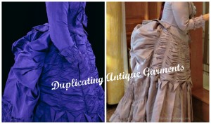Duplicating Antique Garments – Do you really want it THAT historically accurate?