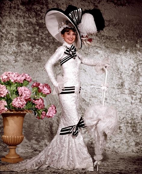Eliza Doolittle Ascot Dress