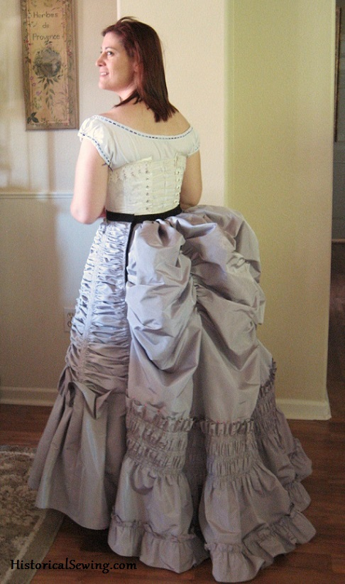 Full Puffy 1873 Skirt