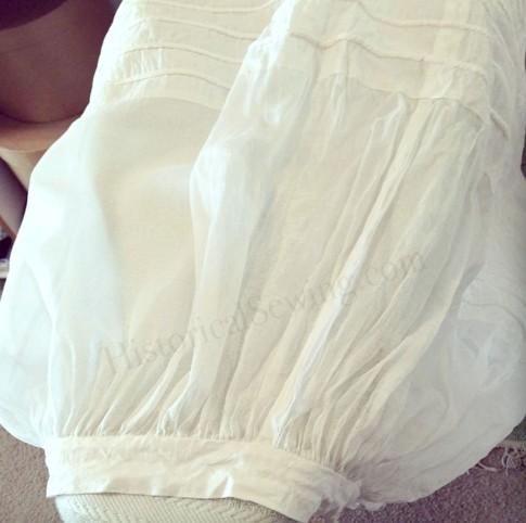 Half Pressed Petticoat