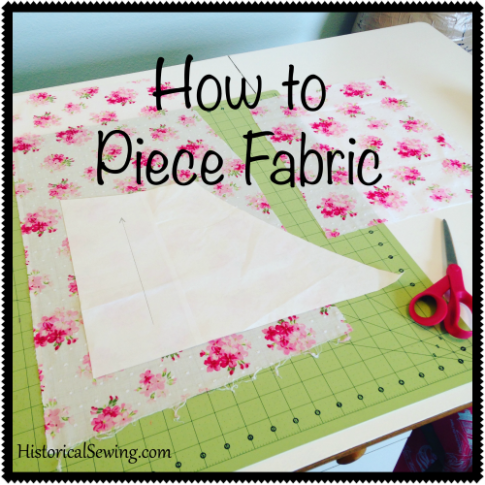 How to Piece Fabric