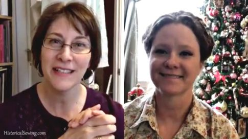 Doing Your Own Costuming Thing - Live Chat with Jennifer and Gina