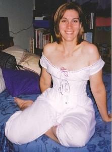 Jen's 1st Victorian Undies