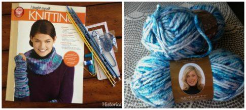 Knitting Start 1
