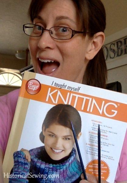 Knitting Start 3