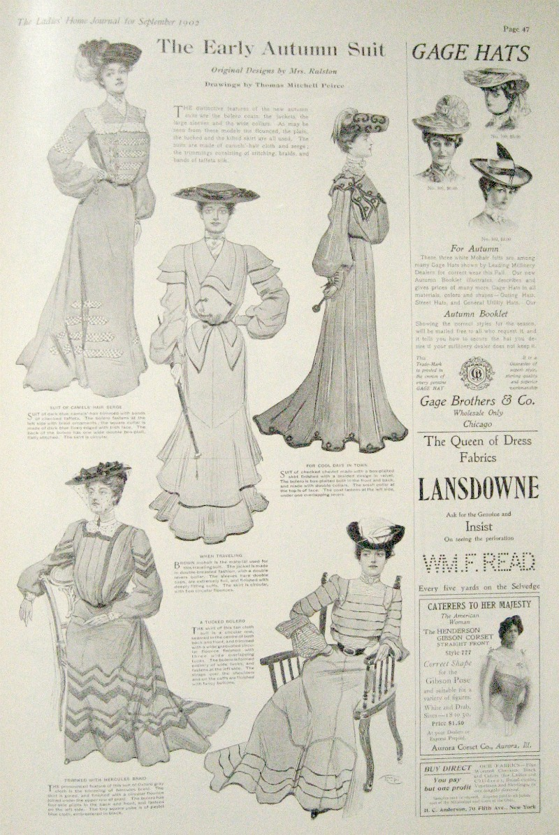 Ladies Home Jrnl Sept 1902-5