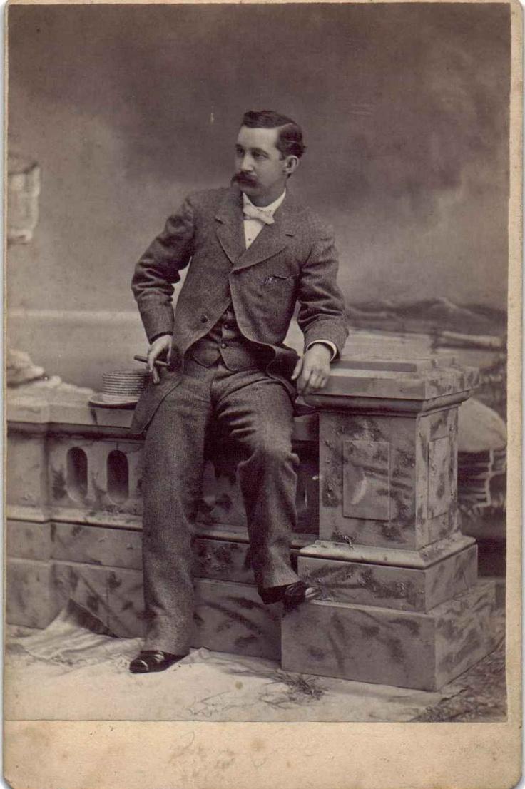 Late Victorian Gentleman