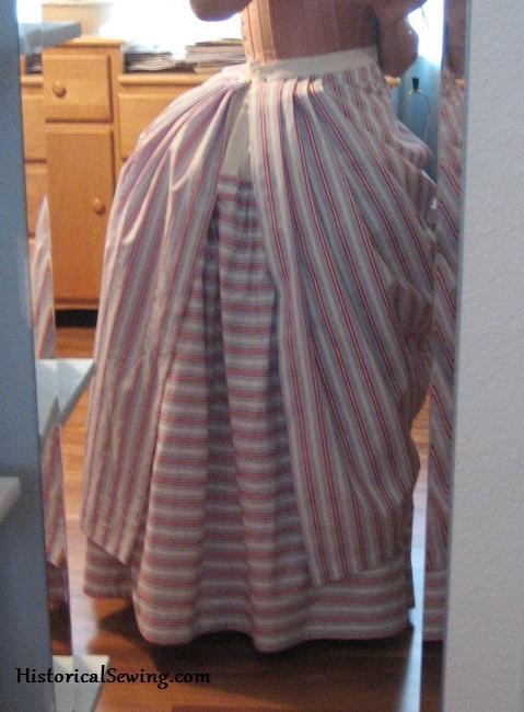 Left Side Skirts