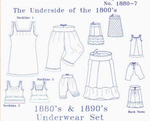 Mantua Maker Underwear