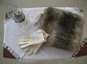 Faux Fur Muff Accessory