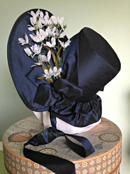 Romantic Era Bonnet
