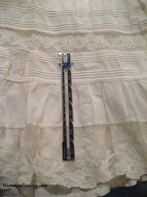 Original Edwardian Petticoat