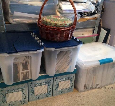 Pattern boxes