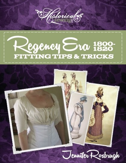 Click here to order the Regency Fitting Tips - digital PDF format