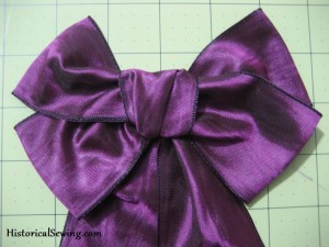 Finished Ribbon Bow