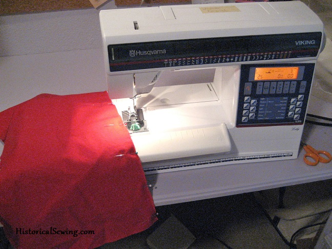 Tips for Faster Sewing | HistoricalSewing.com