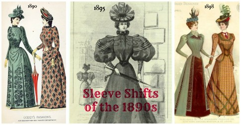 Sleeve Shifts of the 1890s