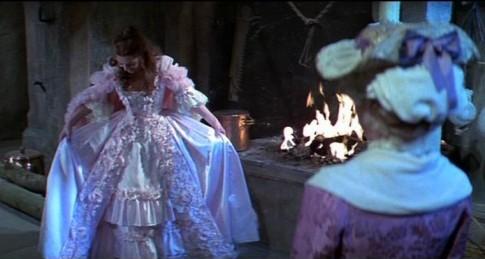 Slipper & Rose Ball Gown