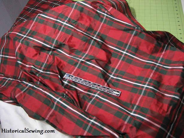 MacGregor tartan fabric