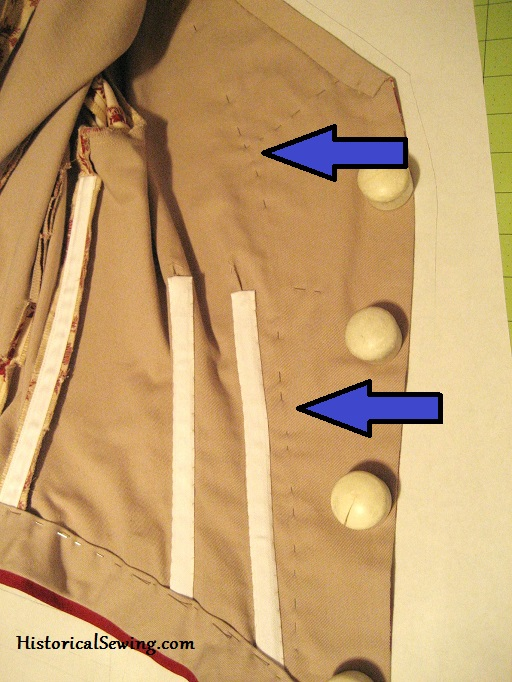 Using Bodice for new seamline placement