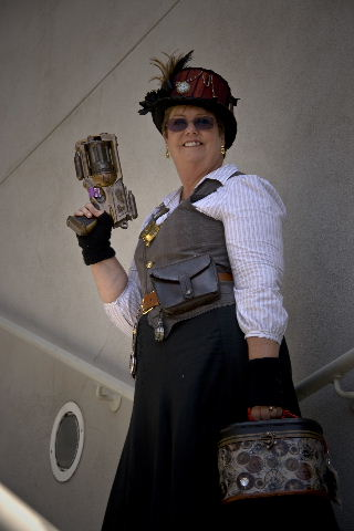 Steampunk from a Victorian Costumer's Standpoint | HistoricalSewing.com