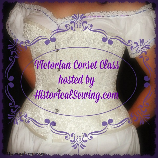 Victorian Corset Class image