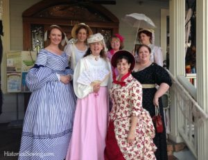 The WHY We Are Involved with Historical Costuming