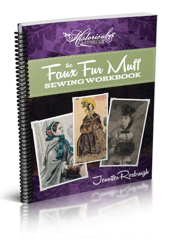 Click here to order the Faux Fur Muff spiral-bound Workbook