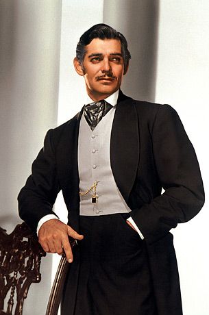 Clark Gable as Rhett Butler c.1860s