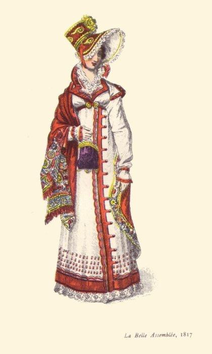 Building A Dream Regency Wardrobe Historical Sewing
