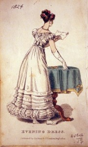 Creating Skirt Silhouettes from 1820 to 1855