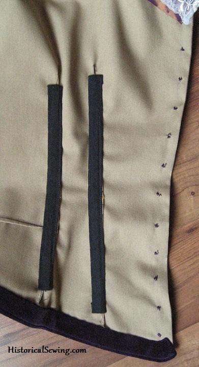 boning textiles
