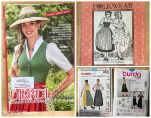 For the Love of Dirndls – Pattern Options
