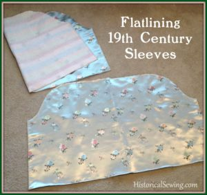 Flatlining 19th Century Sleeves