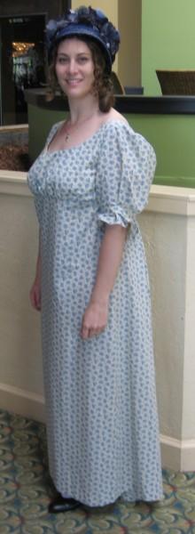 Jennifer S Costume Portfolio Historical Sewing