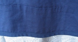 How To Finish Your Skirt Hems For The Most Support