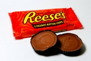 Is Your Costume Like a Reese's Cup?